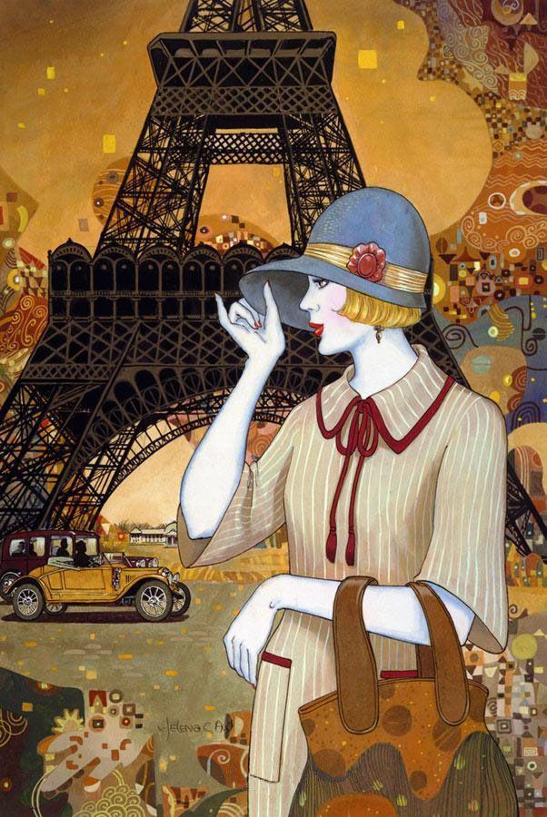 Famous Art Deco Paintings 192039