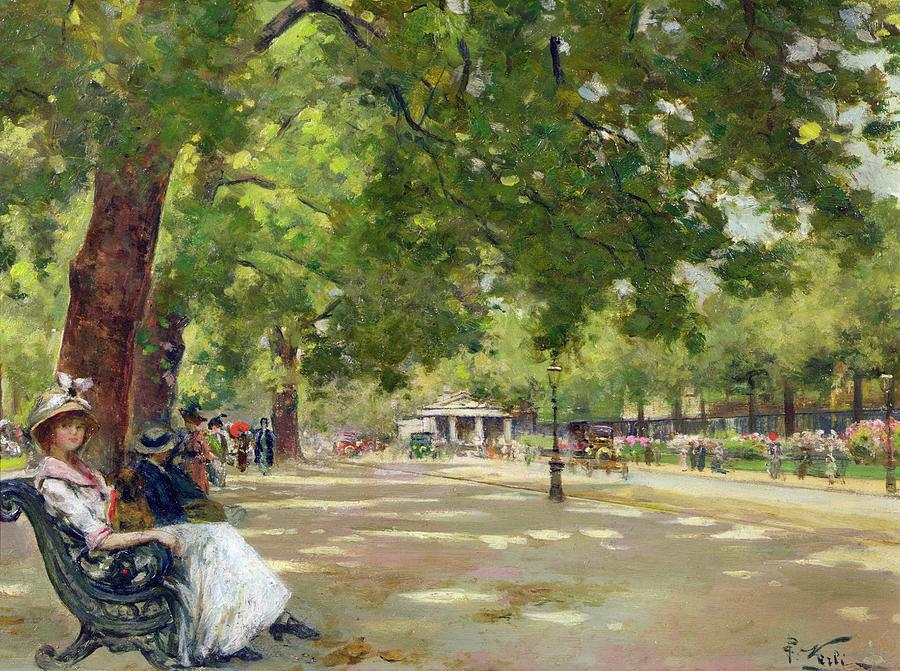 Hyde Park Paintings