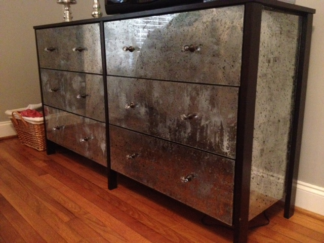 diy mirrored furniture grey diy dresser paintings