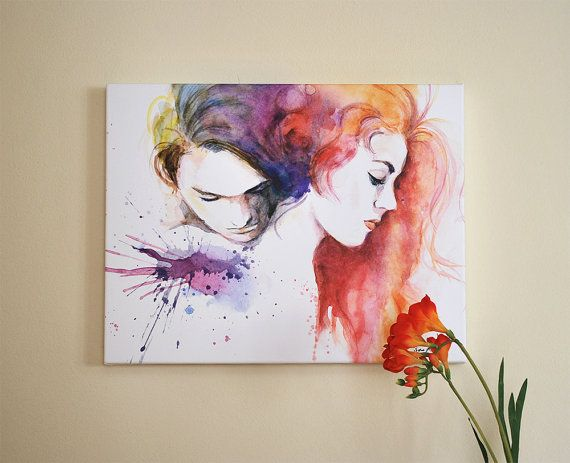 Poster Color Paintings