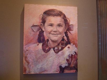 Rosemary Walls paintings