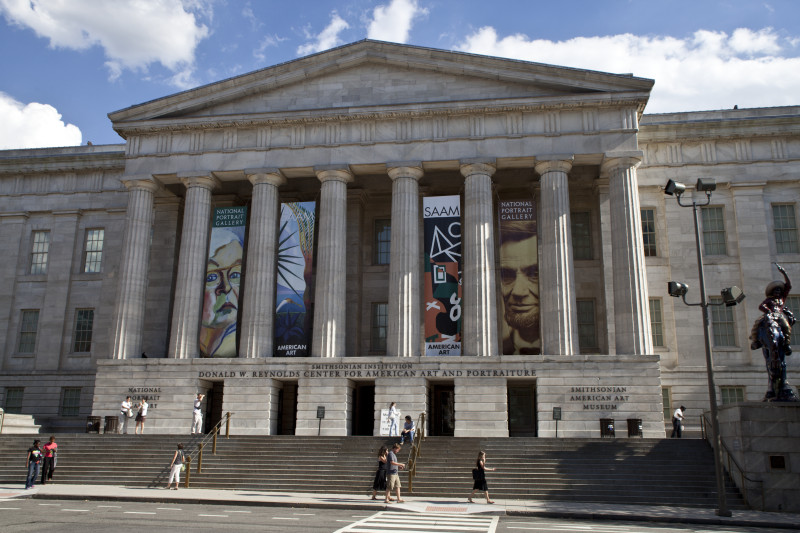 Museo Smithsonian.Smithsonian Paintings
