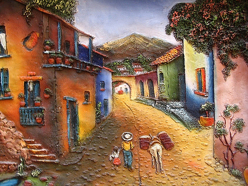 Famous Paintings By Mexican