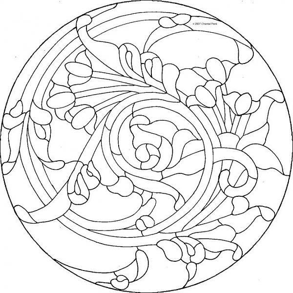 Fabric glass paintings mandalas glasses and patterns on pinterest maxwellsz