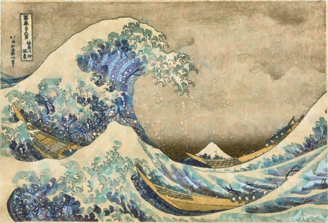 Japanese Famous paintings