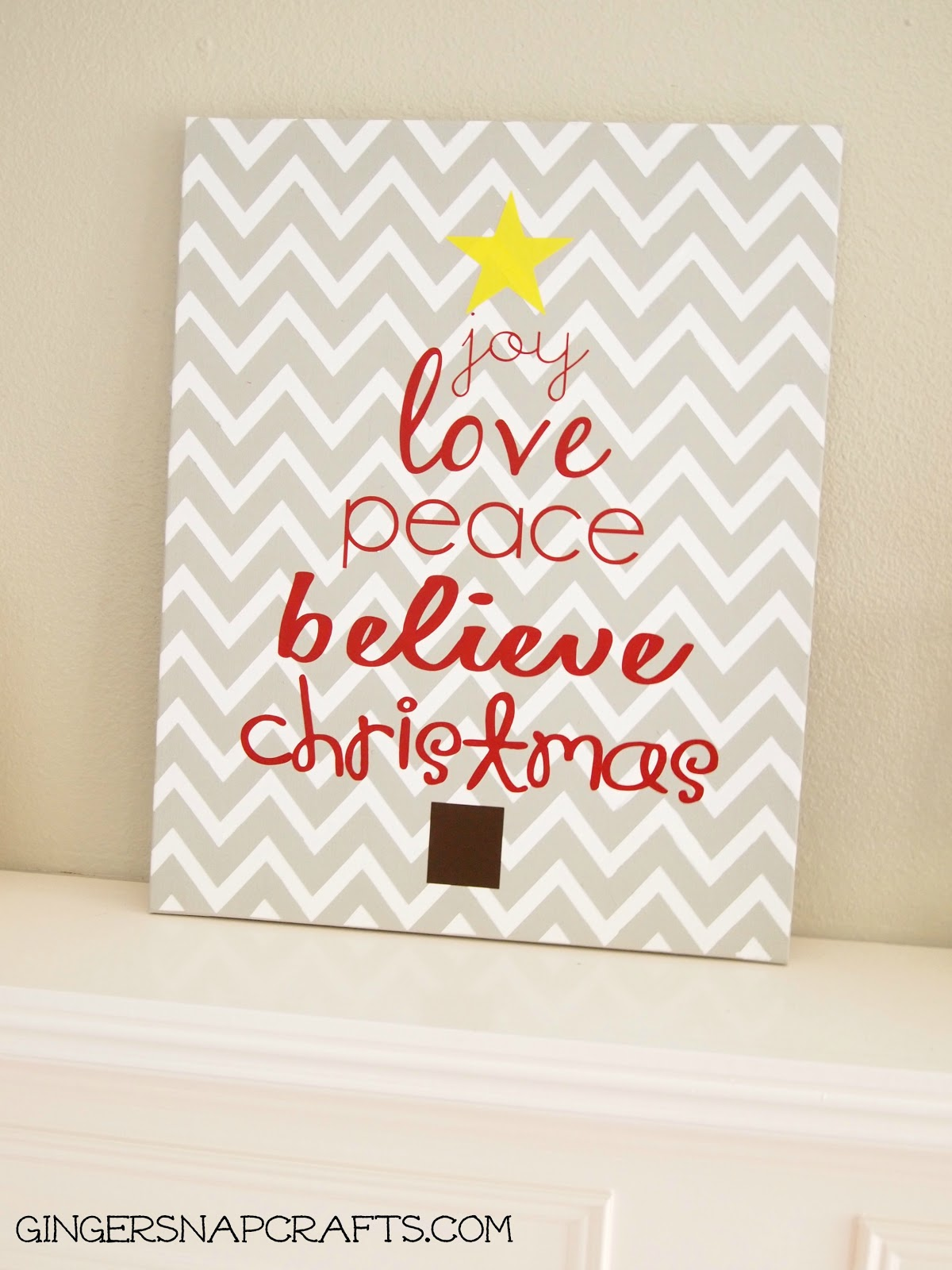 Christmas Canvas Paintings