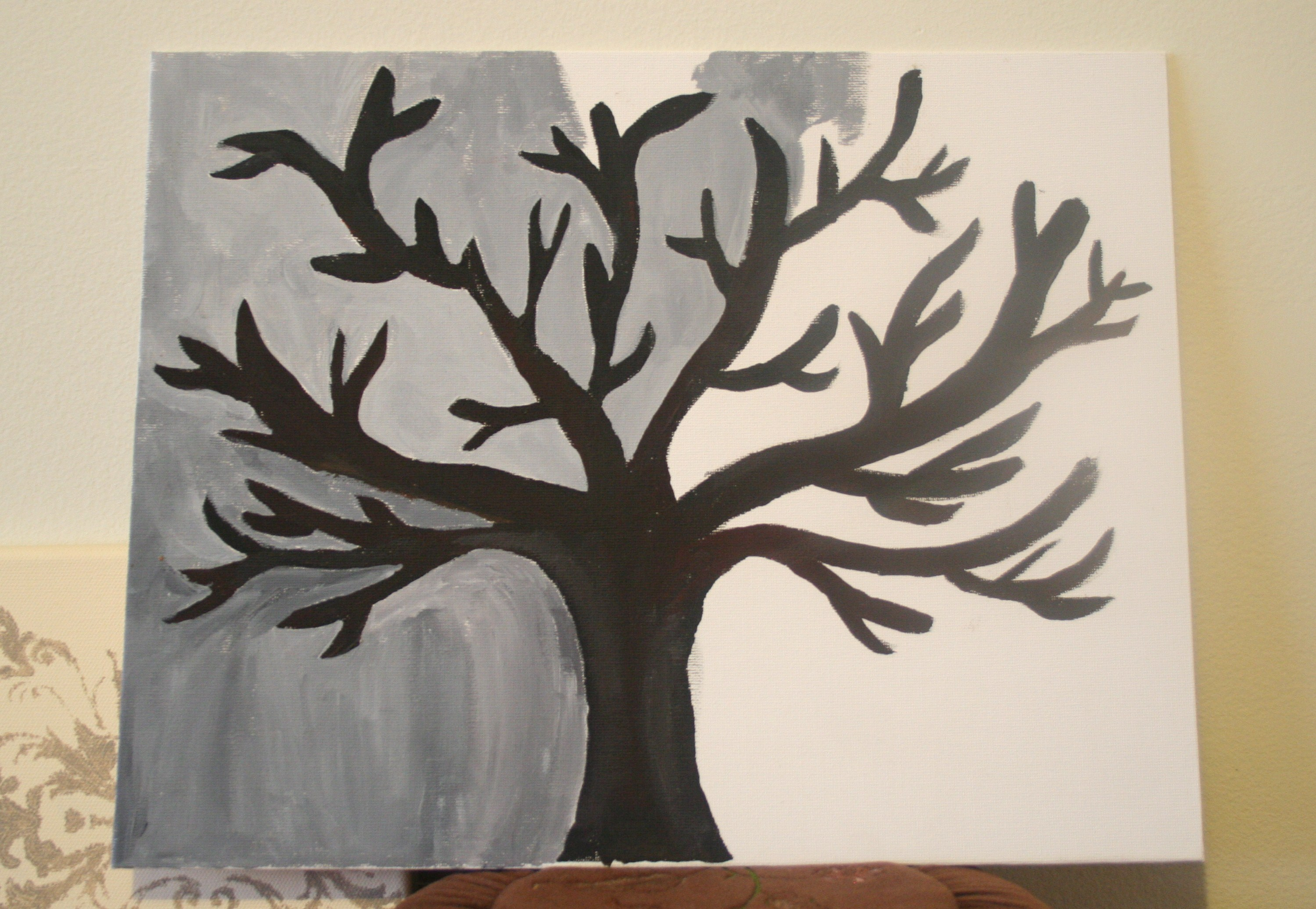 Acrylic Tree Painting Ideas