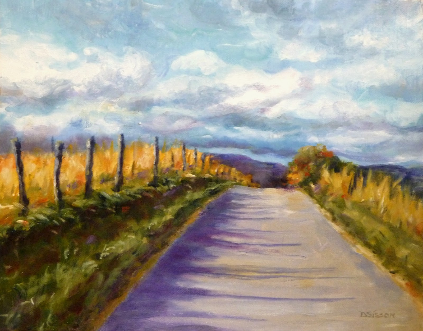 Road Paintings