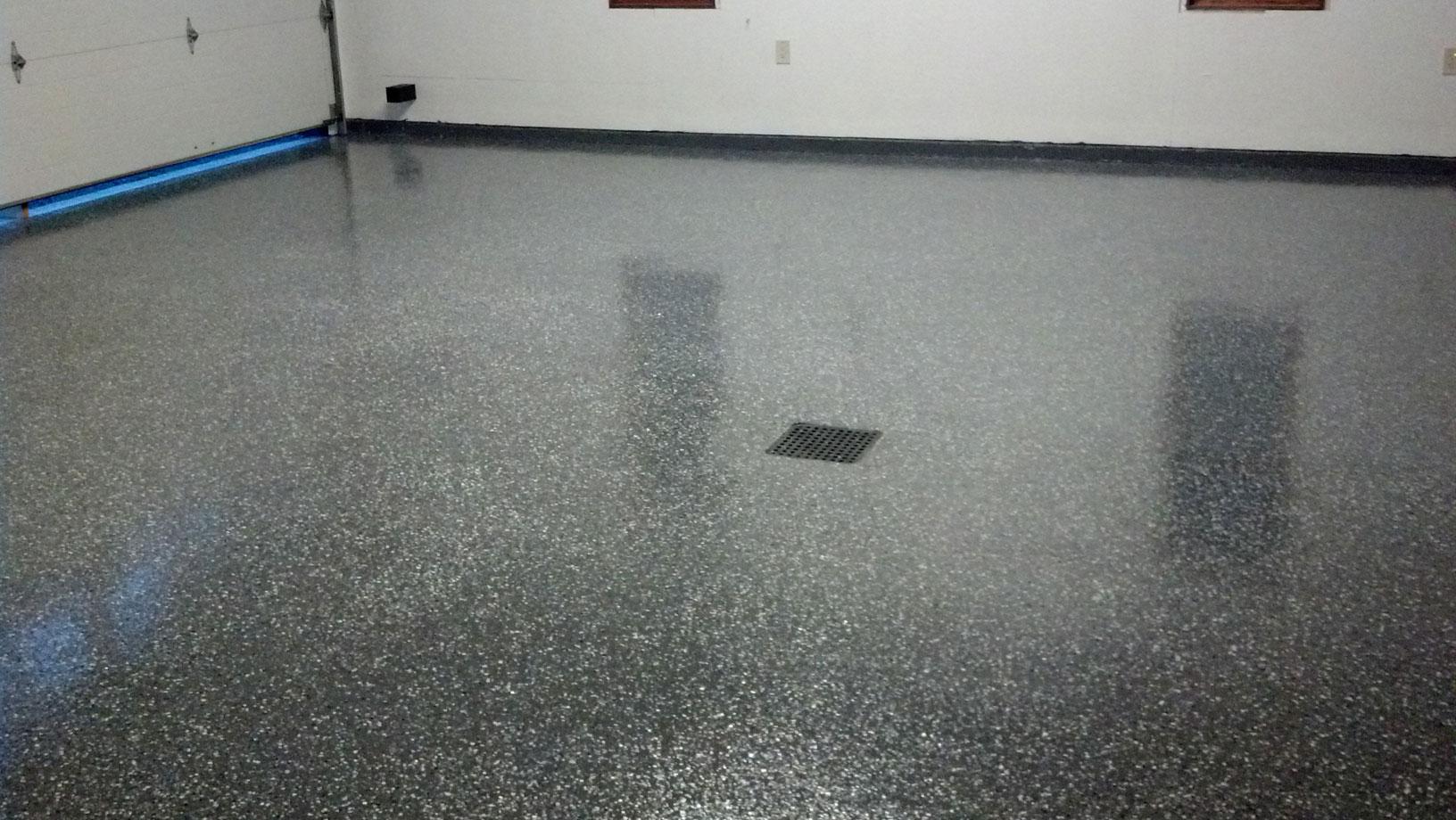 Garage Floor Paintings