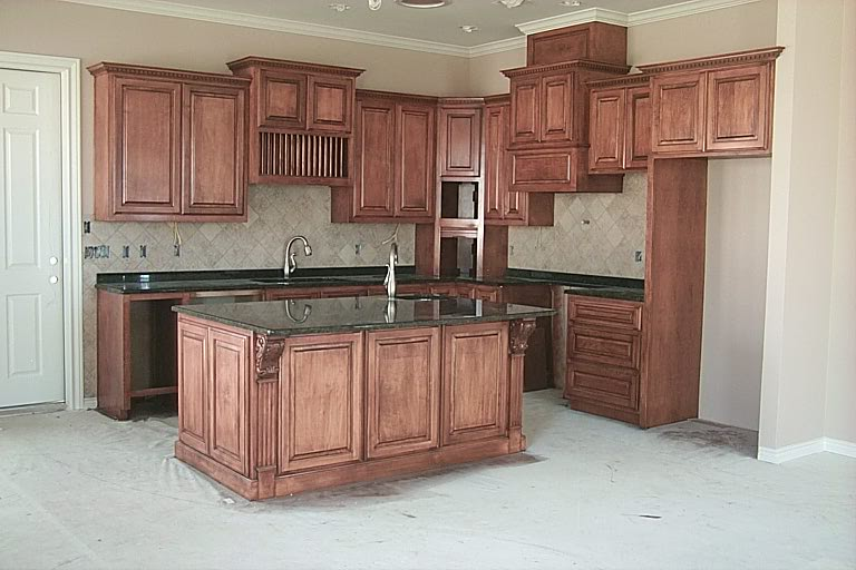 How To Antique Cabinets With Stain Imanisr