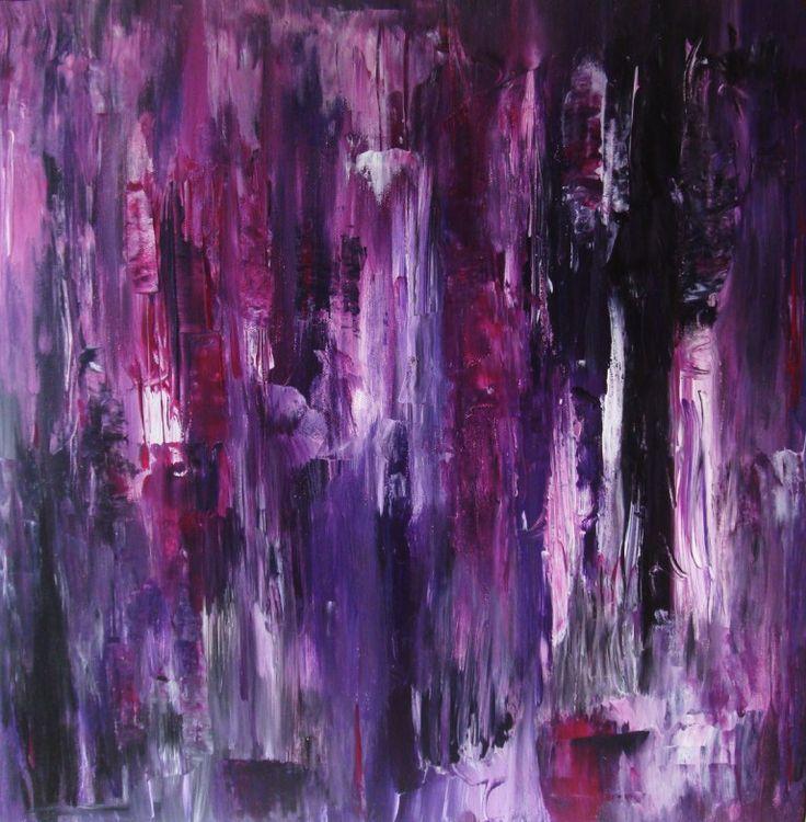 Purple Paintings