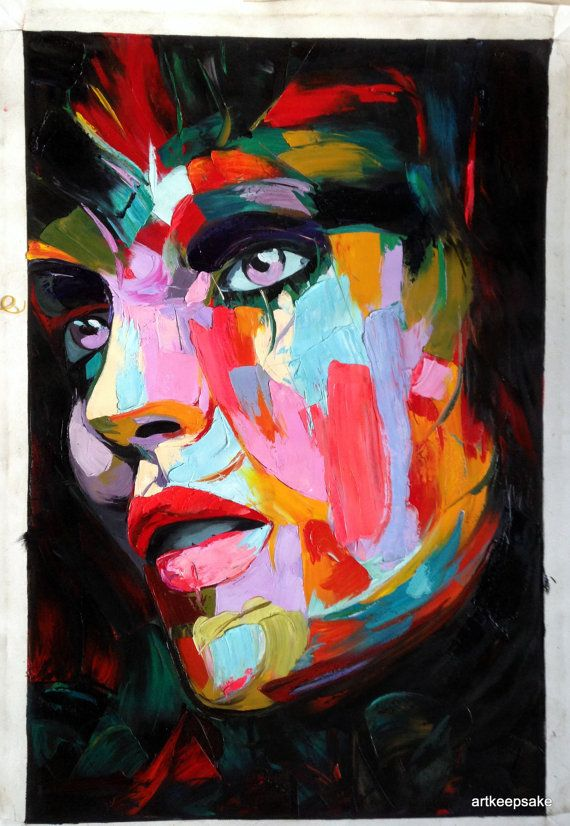 Abstract Facial Paintings Magdalene Project Org
