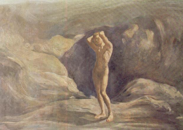 Kahlil Gibran Paintings