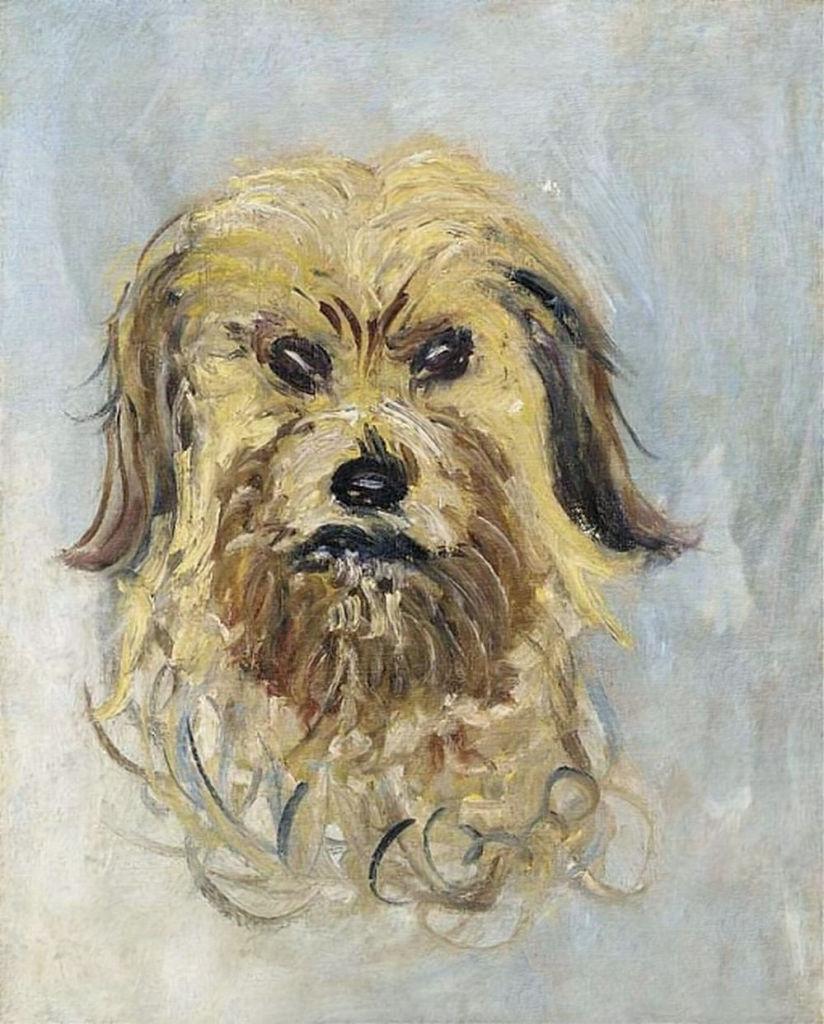 Animal Head paintings