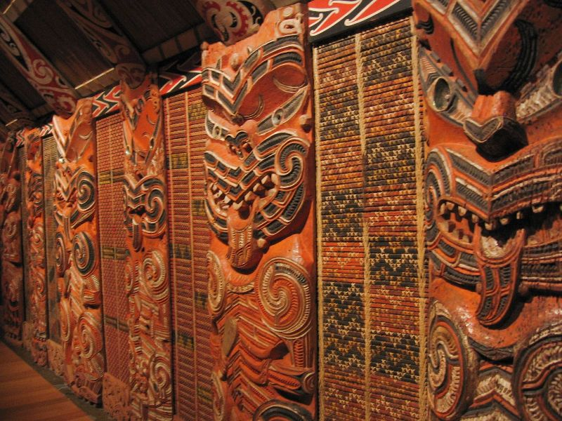 Maori Art Paintings