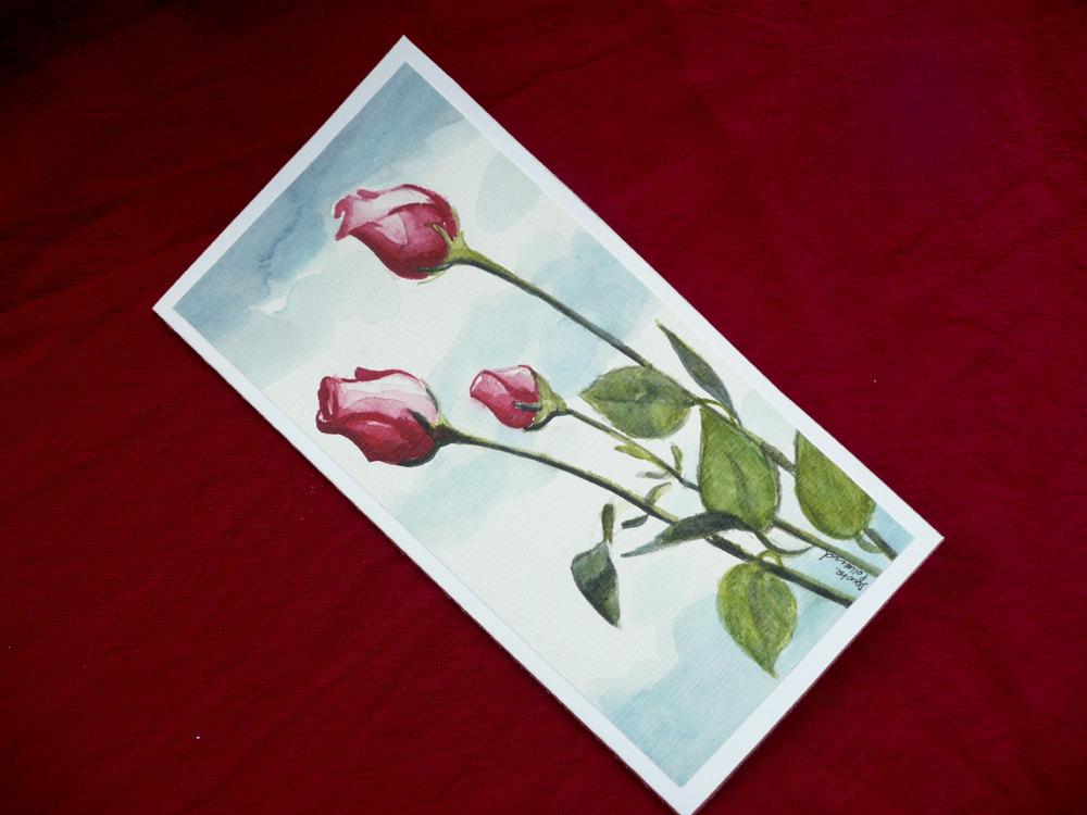 Card Paintings