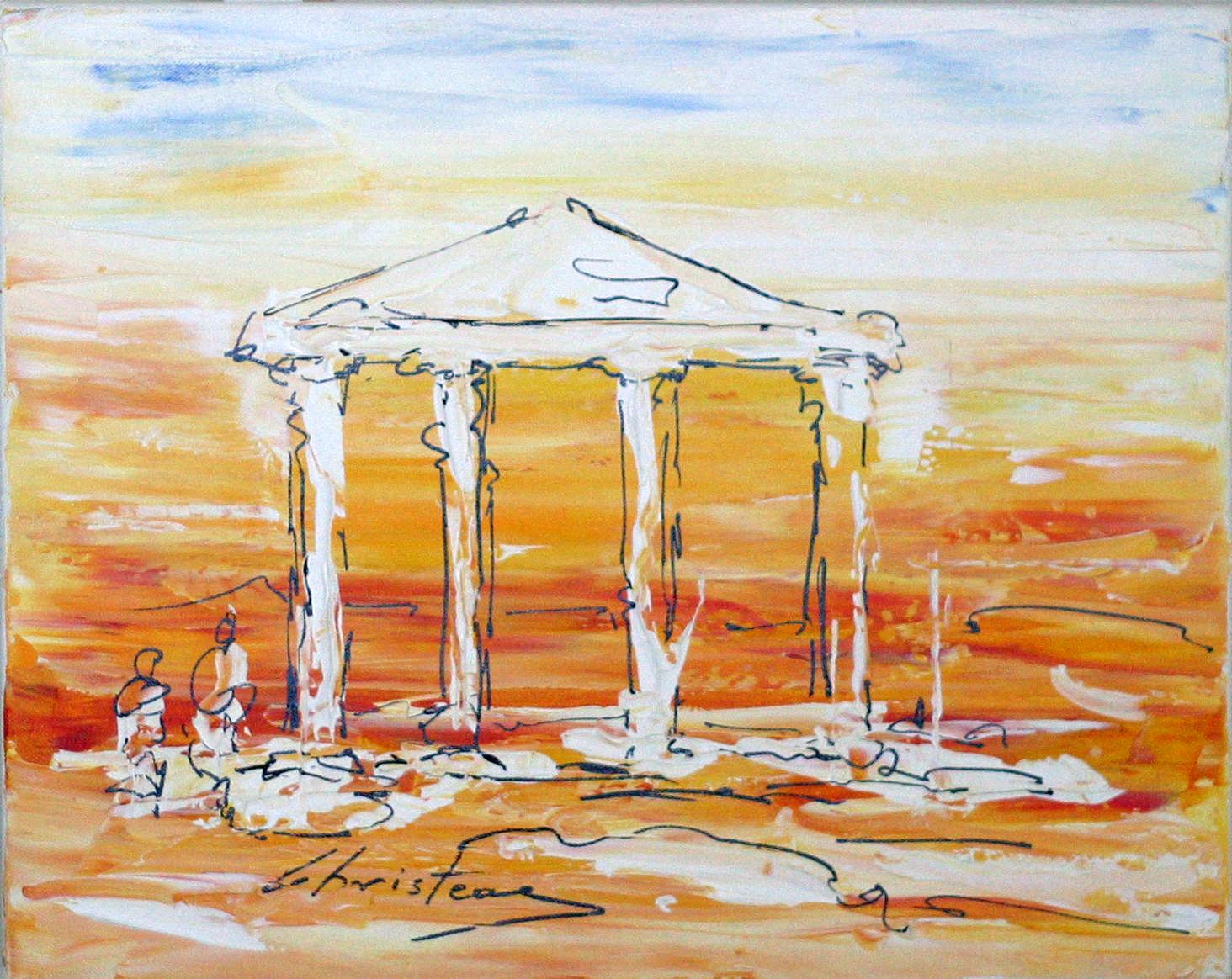 Greek Artists Paintings
