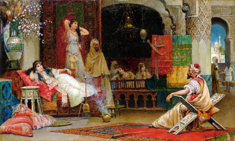 фотографии турецких султанов игры
