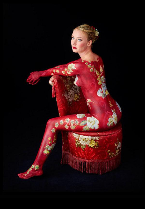 Body Art Paintings