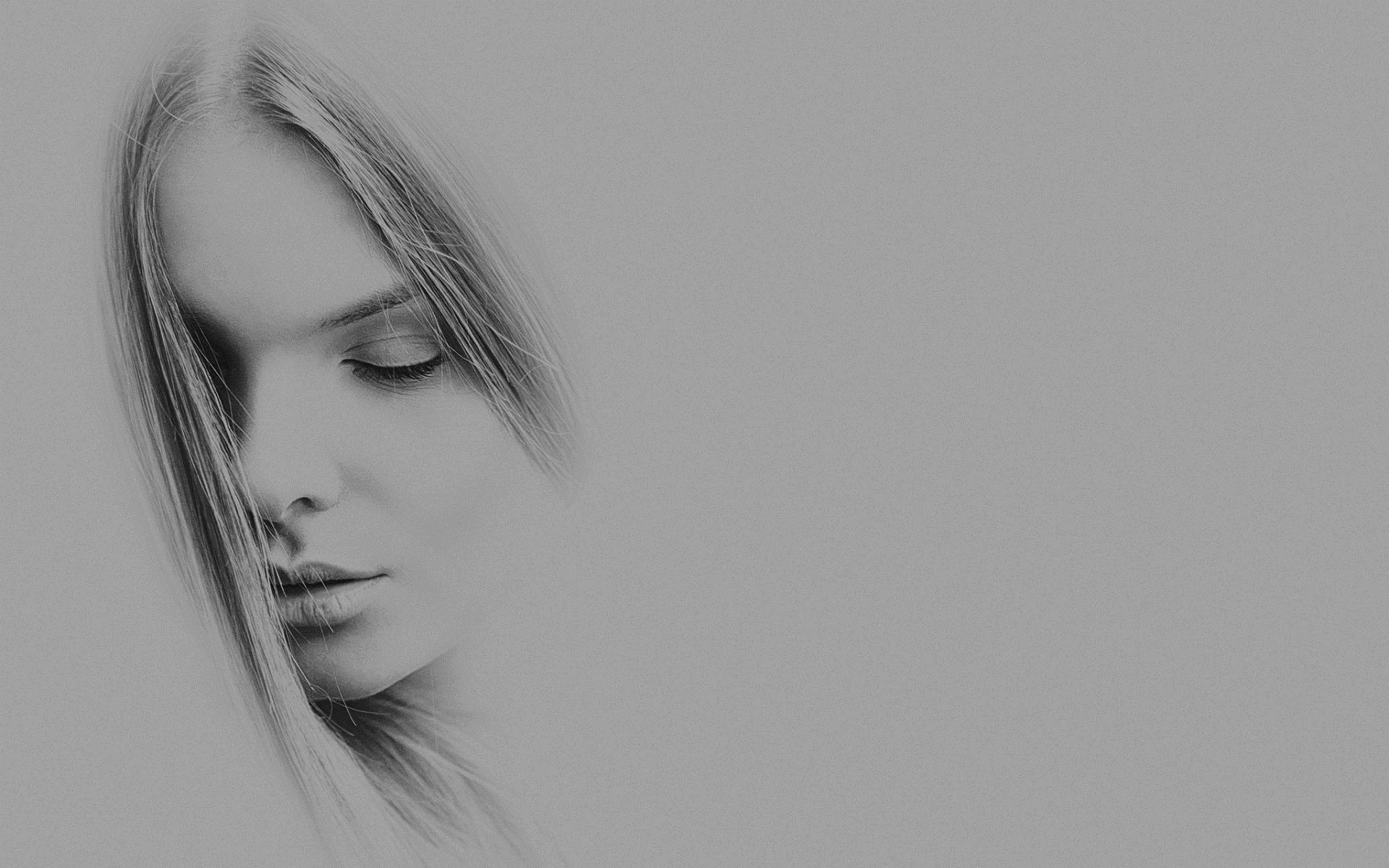 Sad Woman paintings
