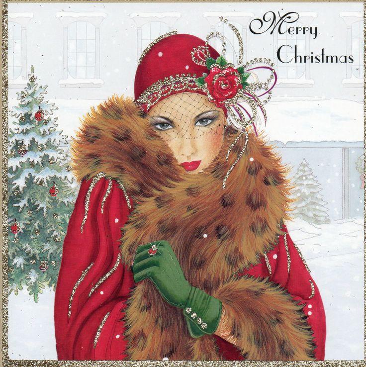 Christmas Card paintings