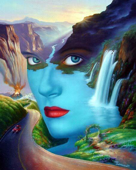 Cool Nature Paintings