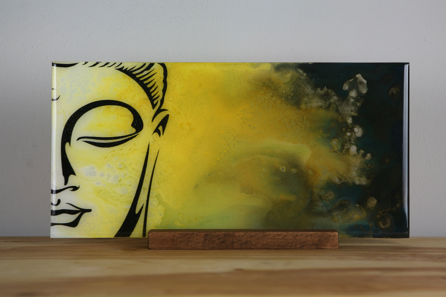Contemporary Buddha paintings