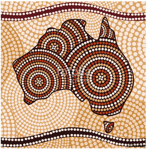 Aboriginal Style Paintings