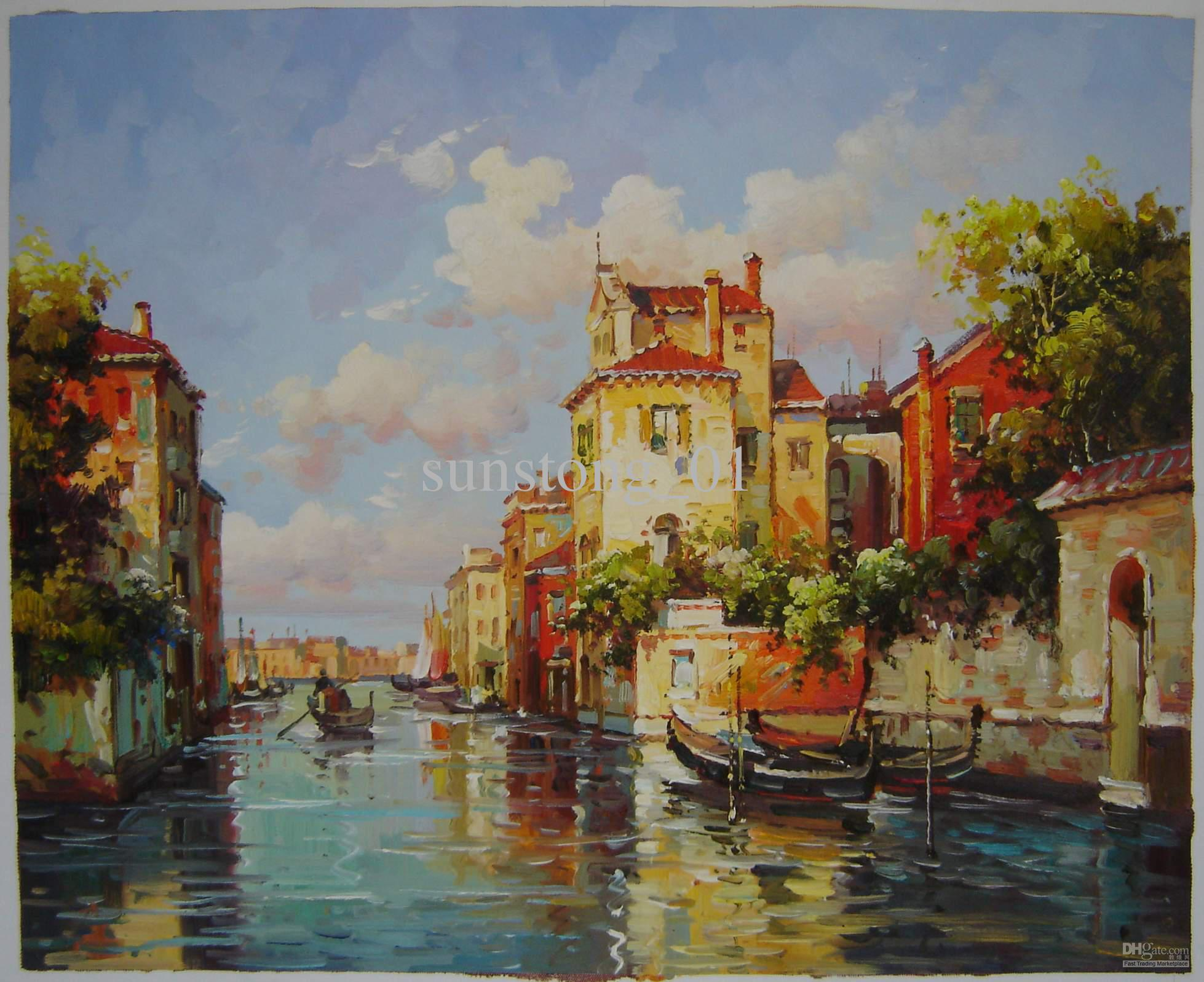8a43e0df2 Best Scenery paintings