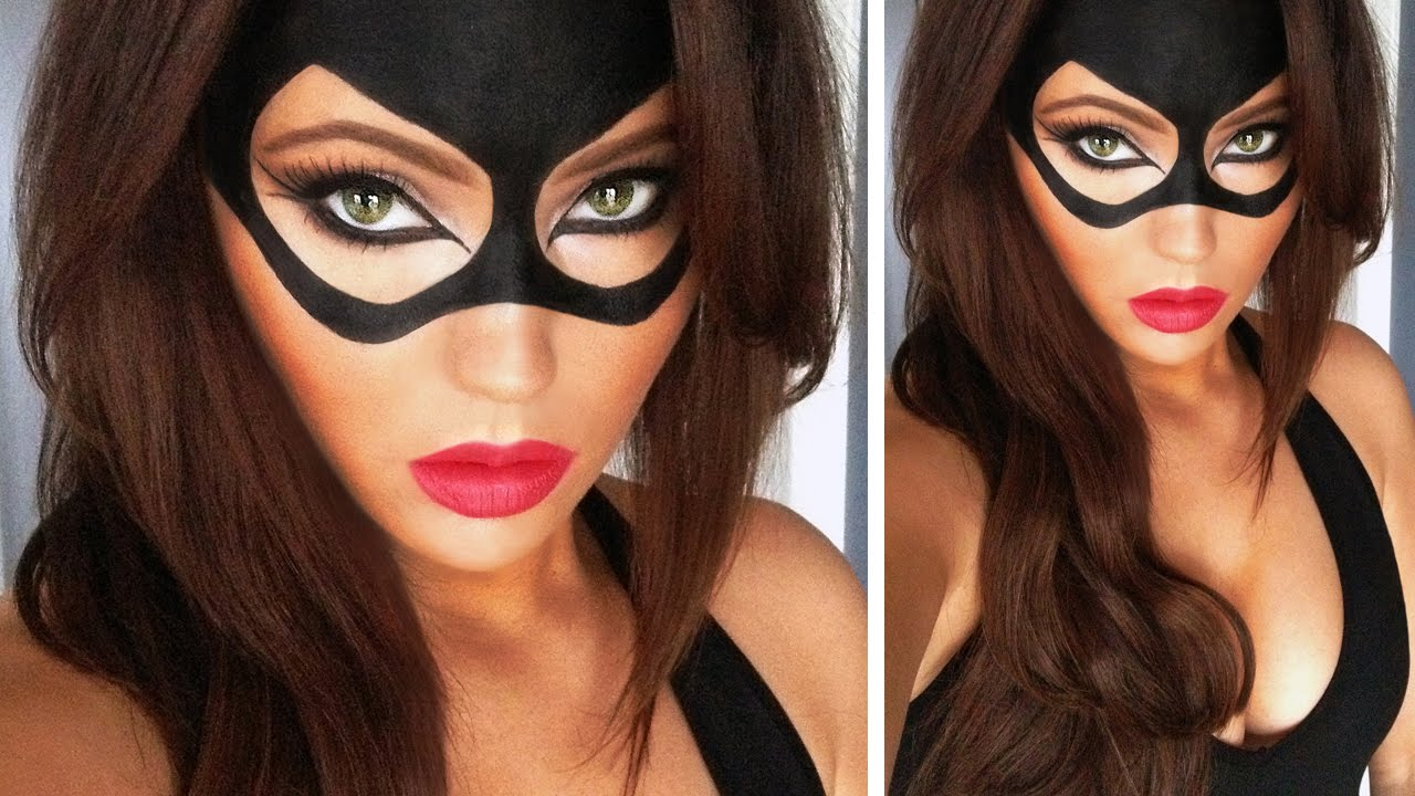 Catwoman Makeup Ideas Saubhaya Makeup