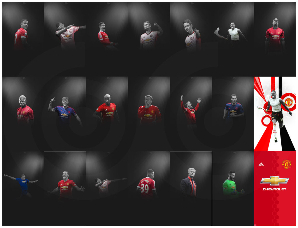 Manchester United Paintings