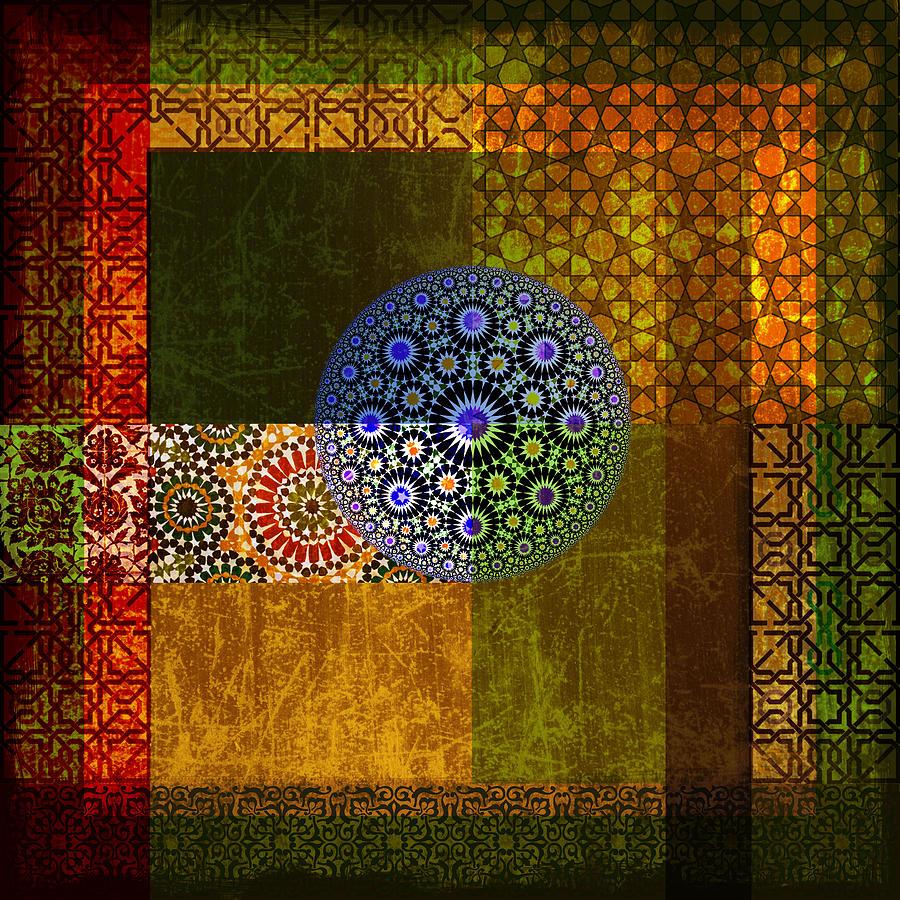 Modern Painting Arabic Art