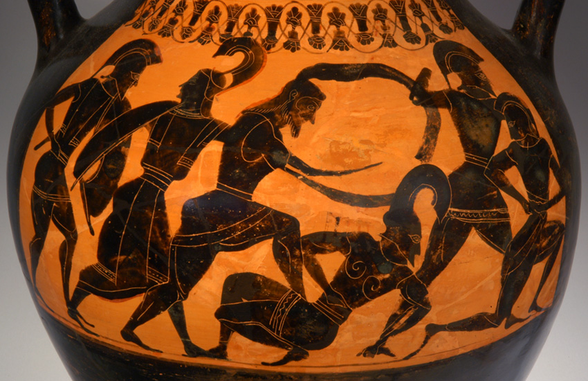 Greek Vase Paintings