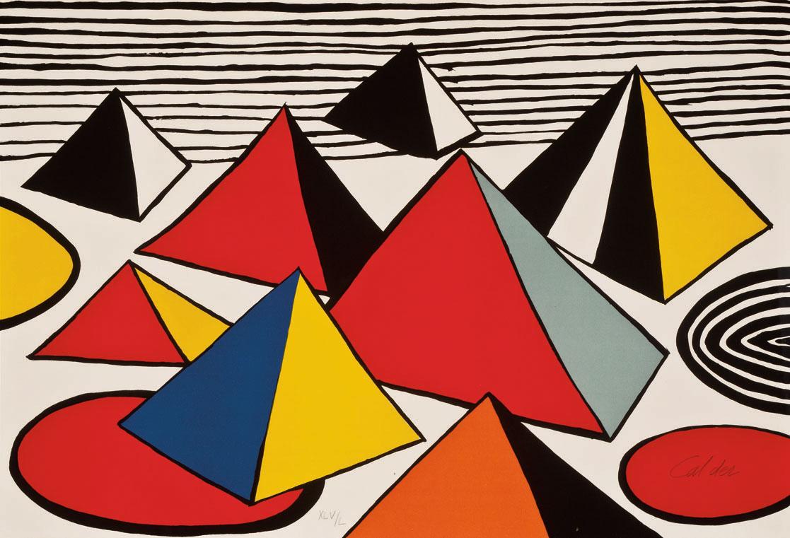 Calder Abstract Art Facts