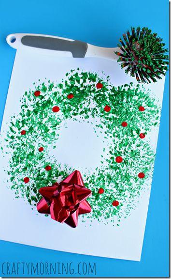 Pinterest Christmas Paintings