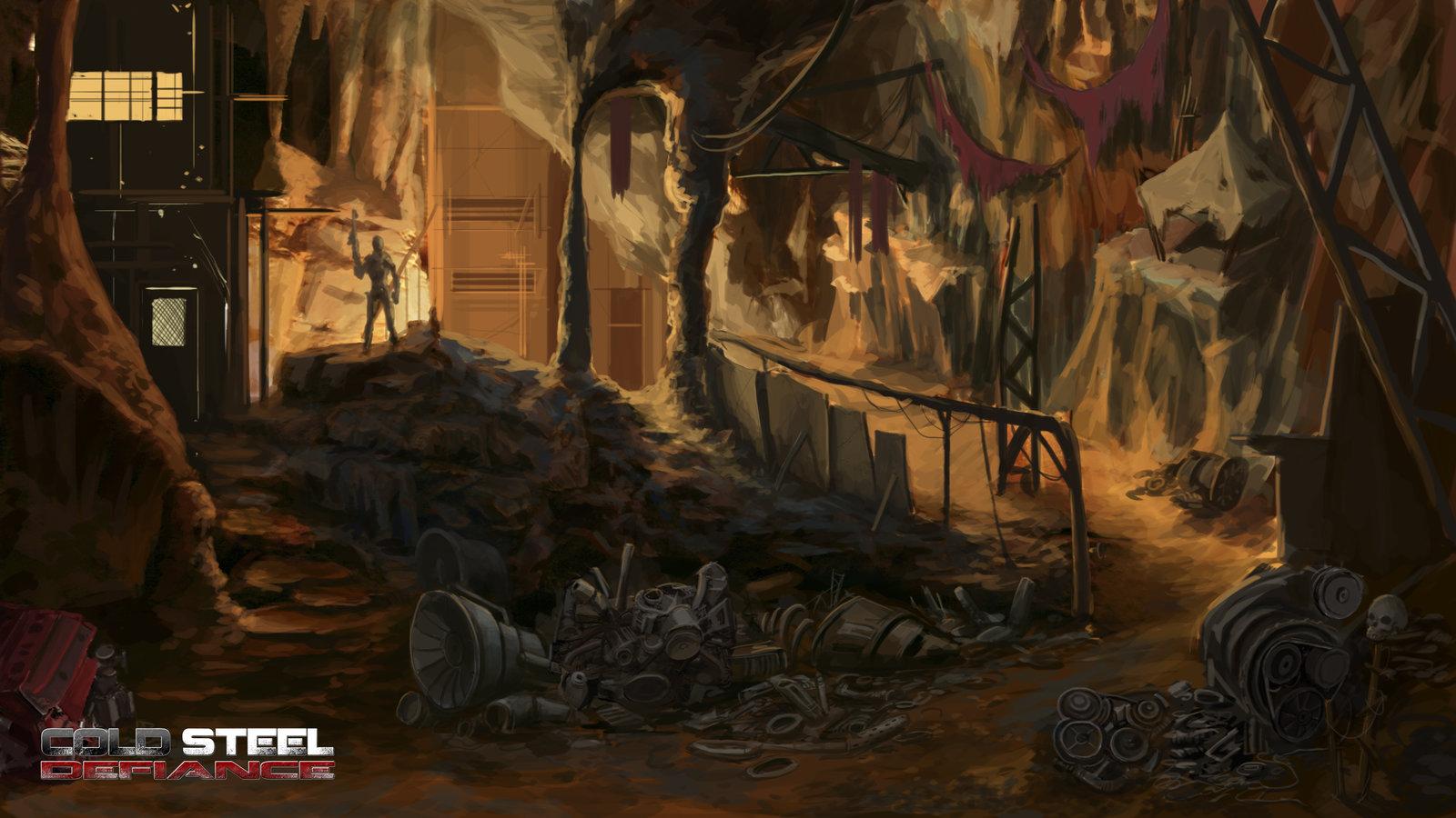 Bandits Paintings