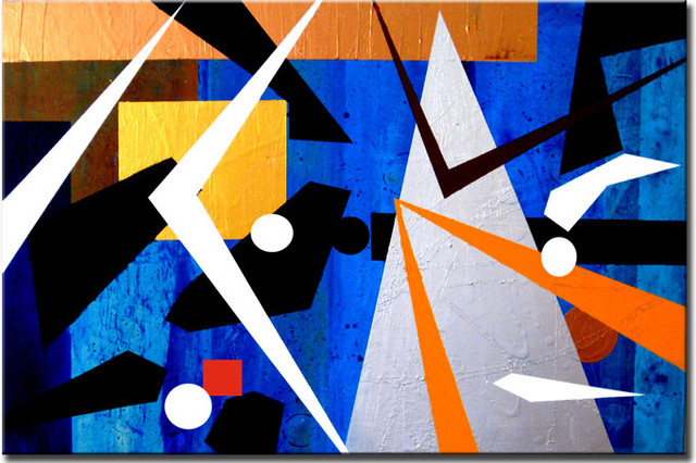Abstract Shape Paintings