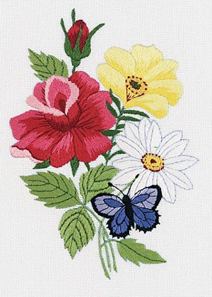 Embroidery Kits Ericas Craft Sewing Center