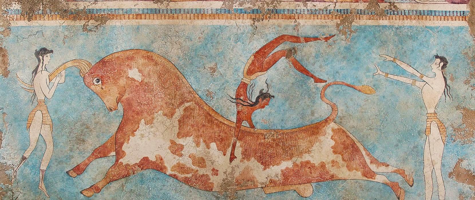 Greek Wall Paintings