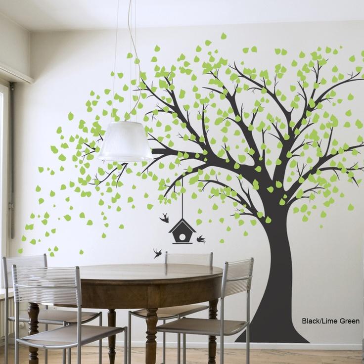 Wall Tree Paintings