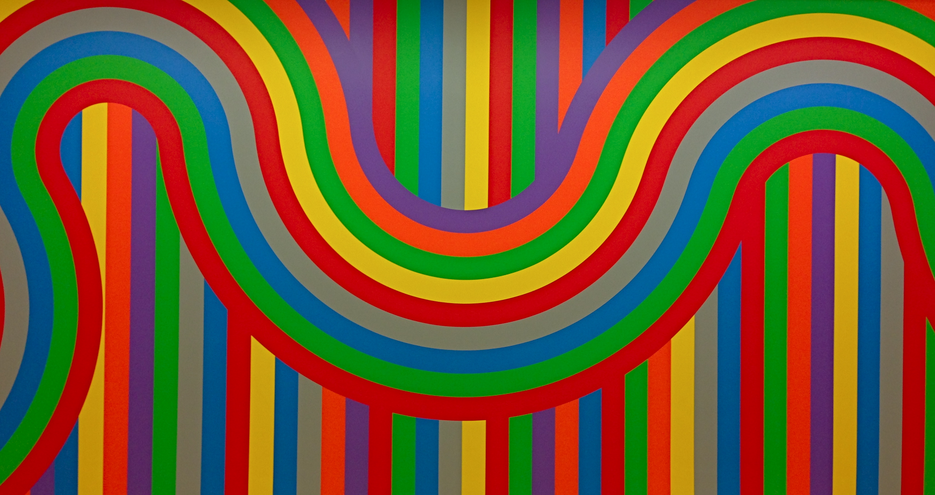 Extraordinaire Sol Lewitt paintings TP79