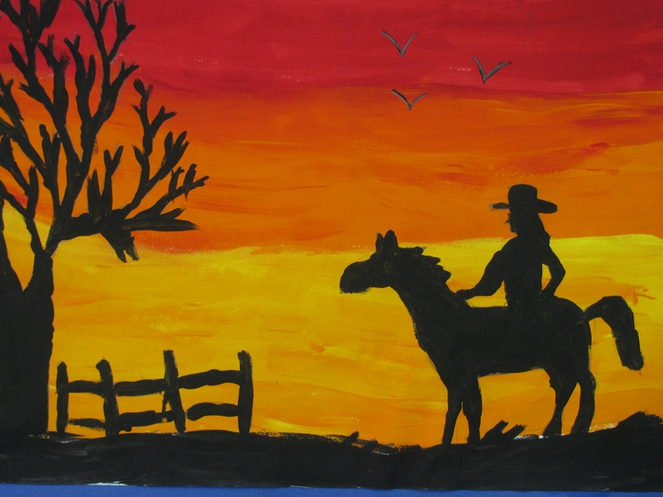 Sunset Silhouette Drawing Trains Sunsets And Lonely Whistles In The
