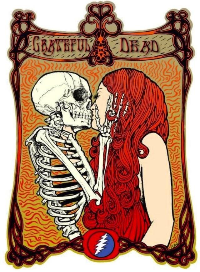 Grateful Dead Paintings