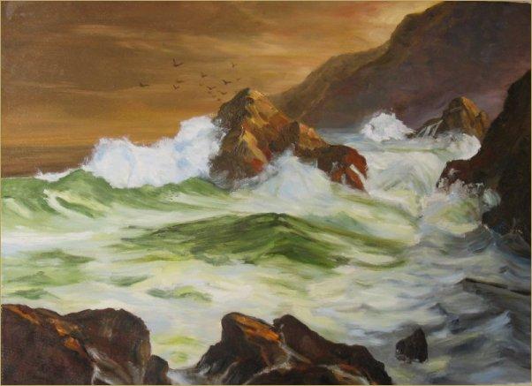 Earl Daniels Paintings