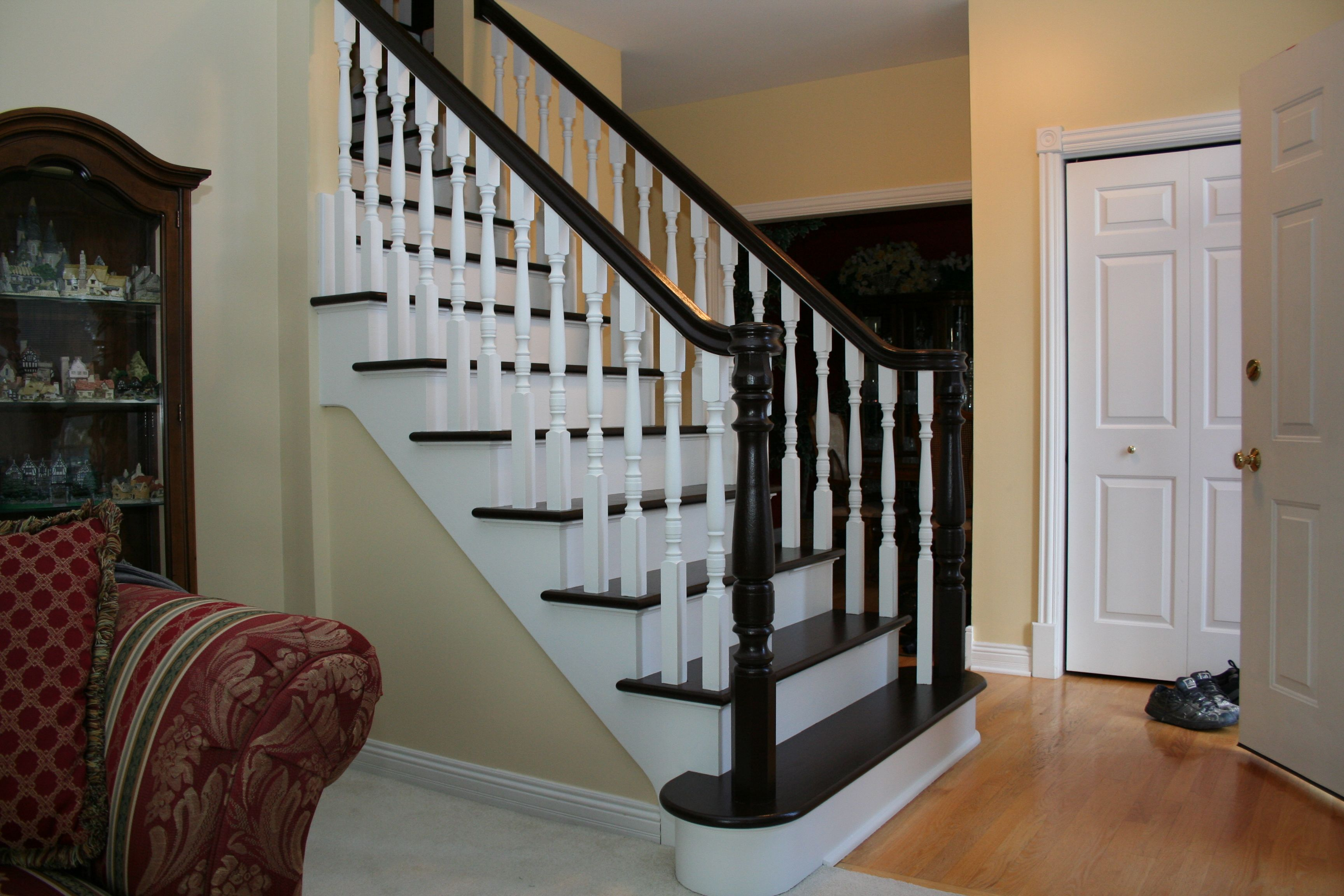 Staircase Paintings