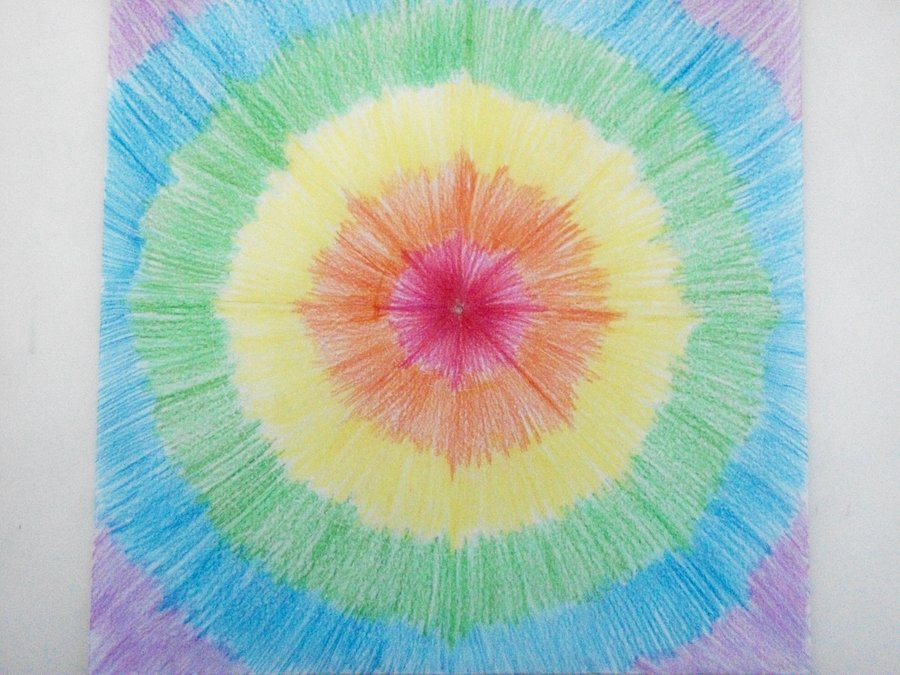 Old Fashioned Tie Dye Wall Art Image - Wall Art Collections ...
