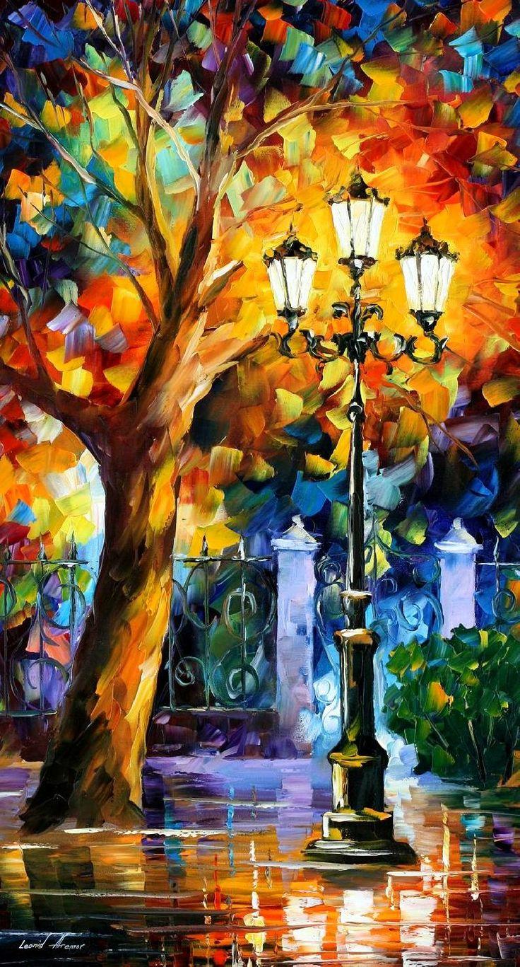 Romantic Canvas Paintings