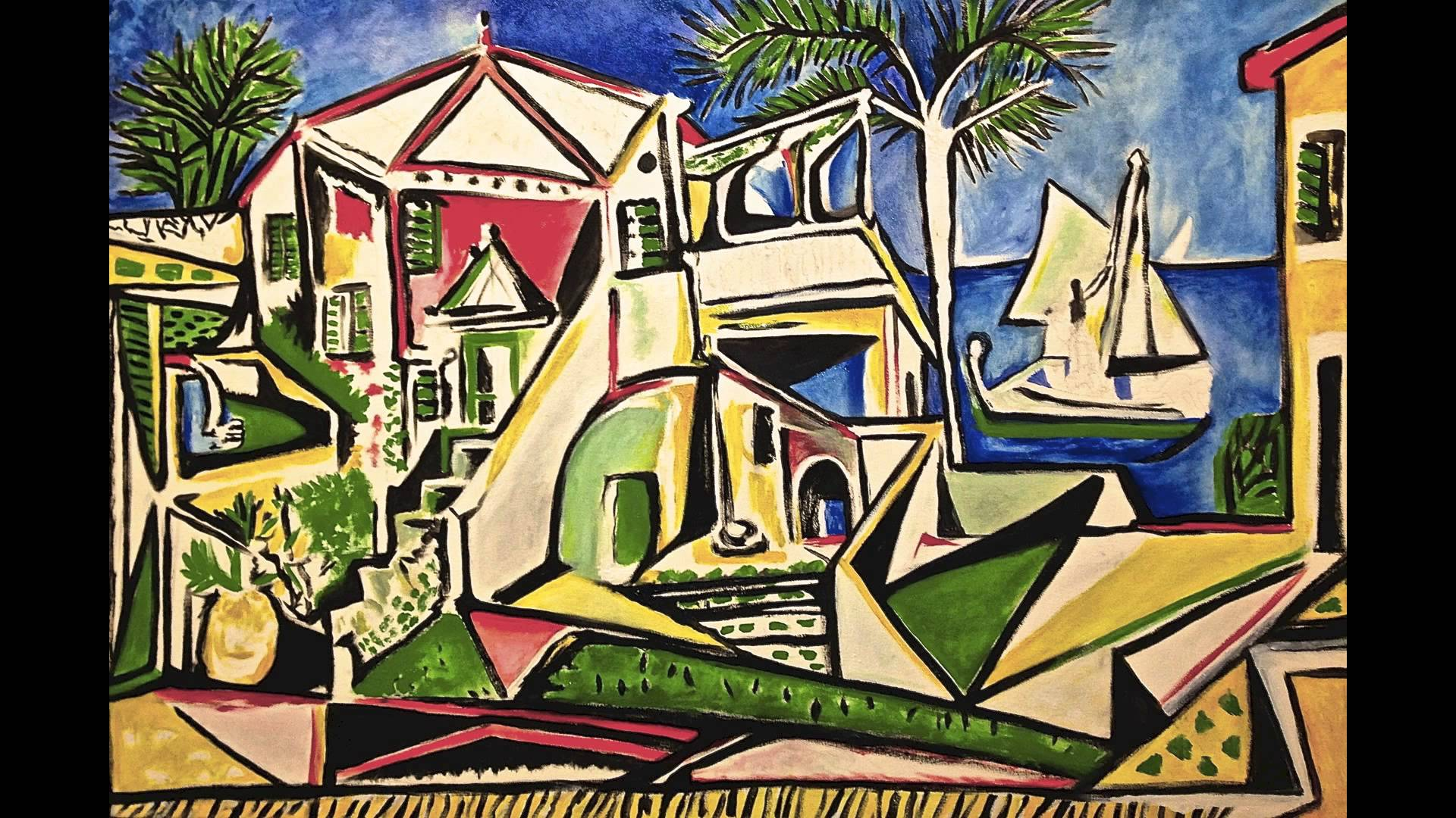 Picasso Landscape Paintings