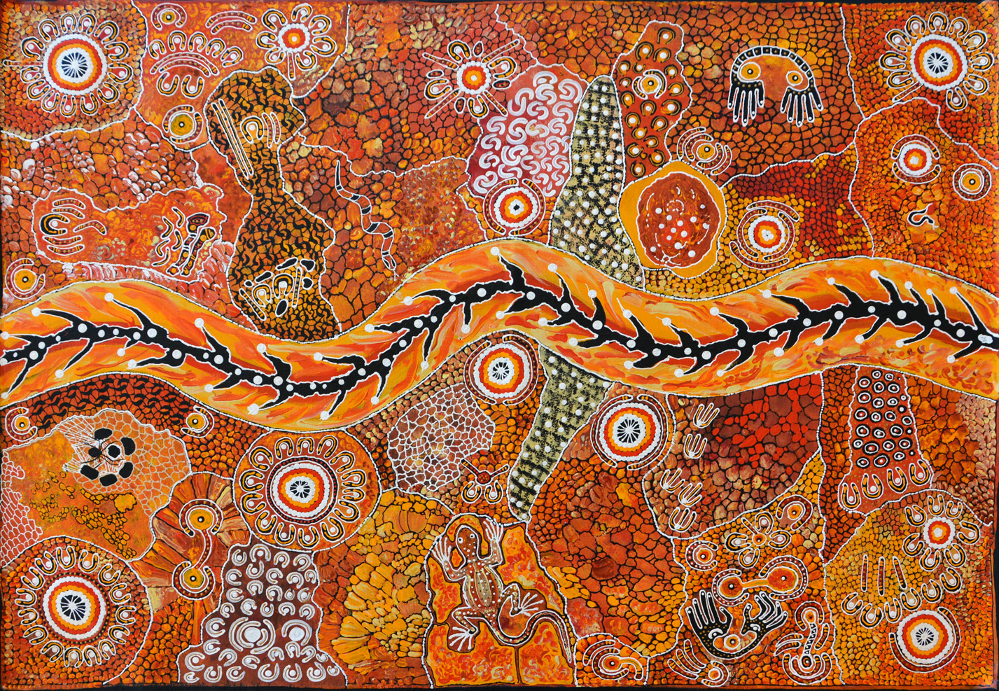Famous Aboriginal Paintings