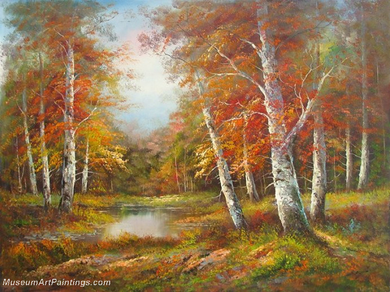 Fall Landscape Paintings